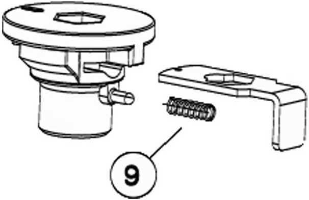 FJEDER PARK TOOL FJEDER 525 FOR HHP-1/2/2M | tools_component