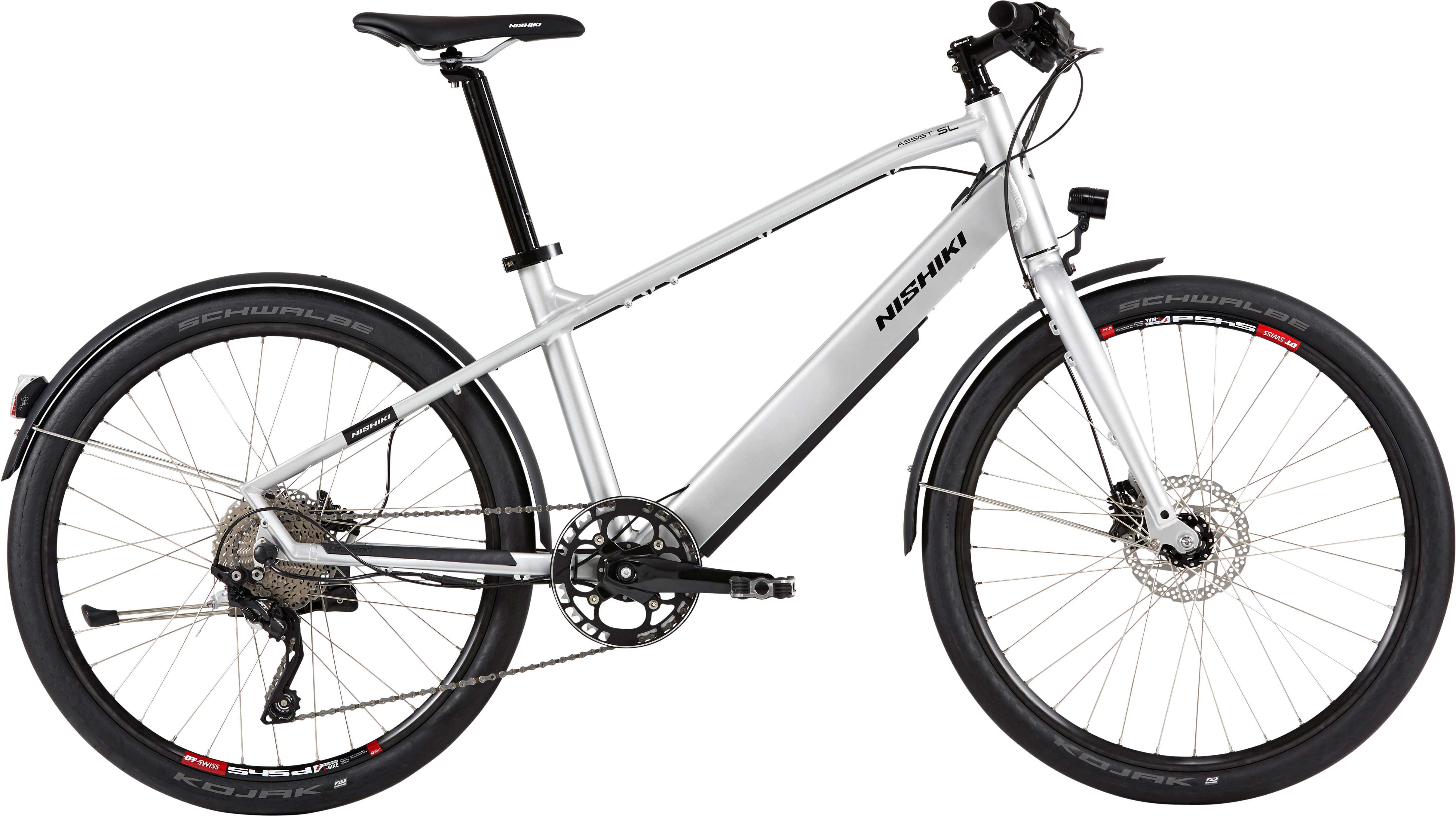 NISHIKI ASSIST SL UNISEX S | City-cykler