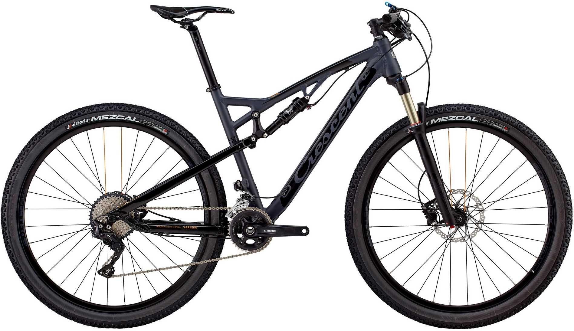 CRESCENT DRAUPNER 29 FS MATGR | Mountainbikes
