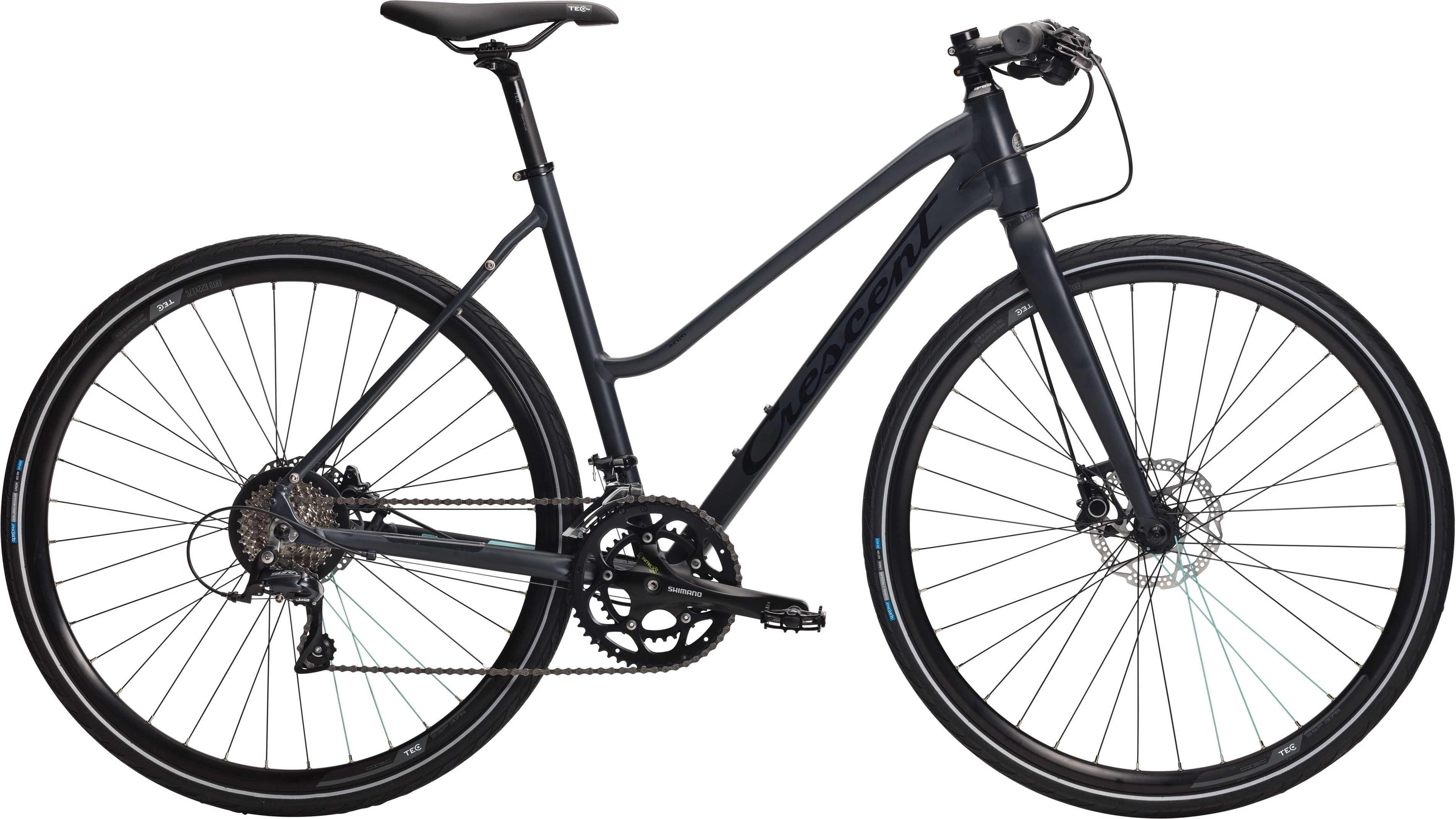CRESCENT CENTI MATGR | City-cykler