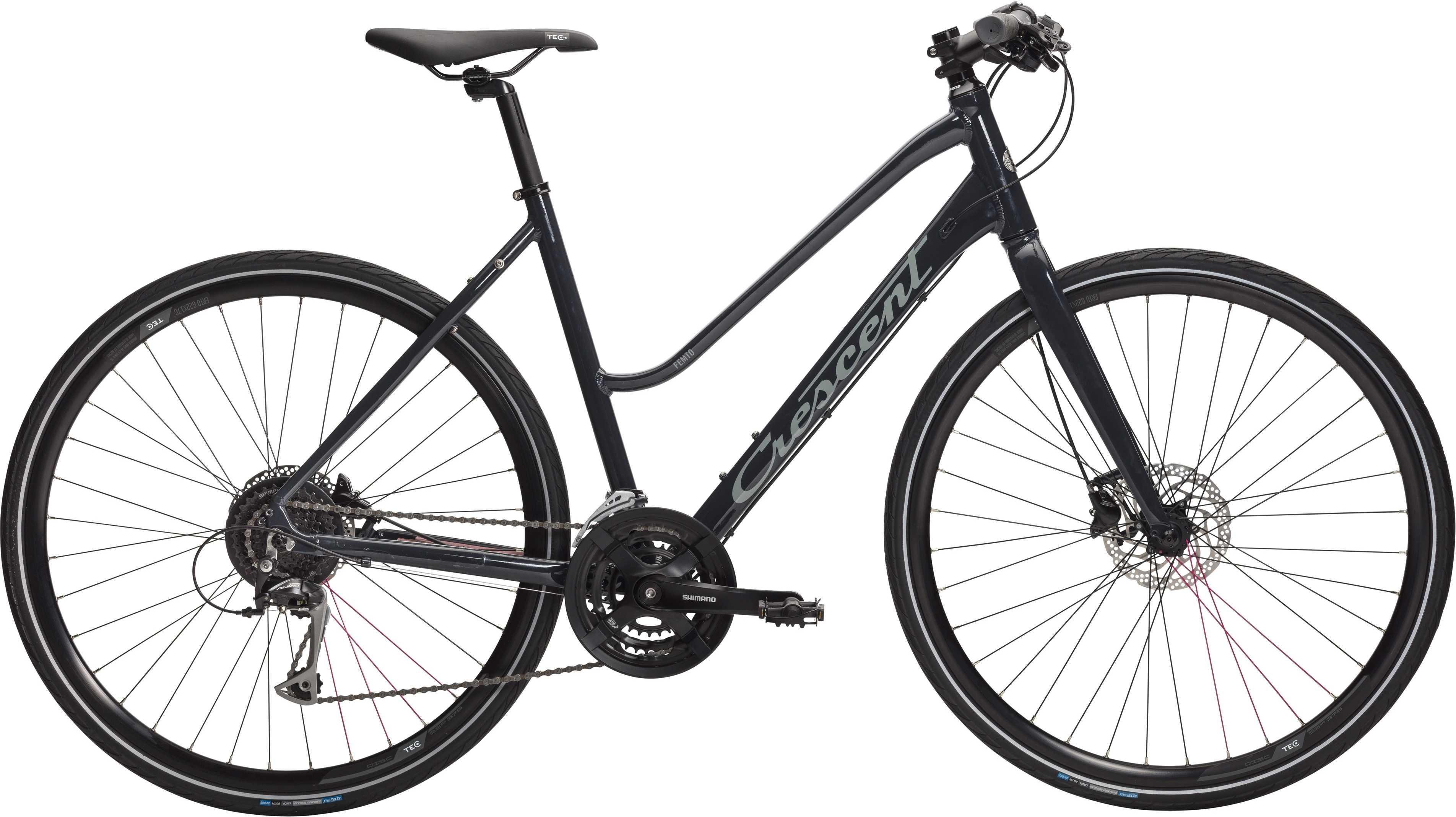CRESCENT FEMTO MATGR | City-cykler