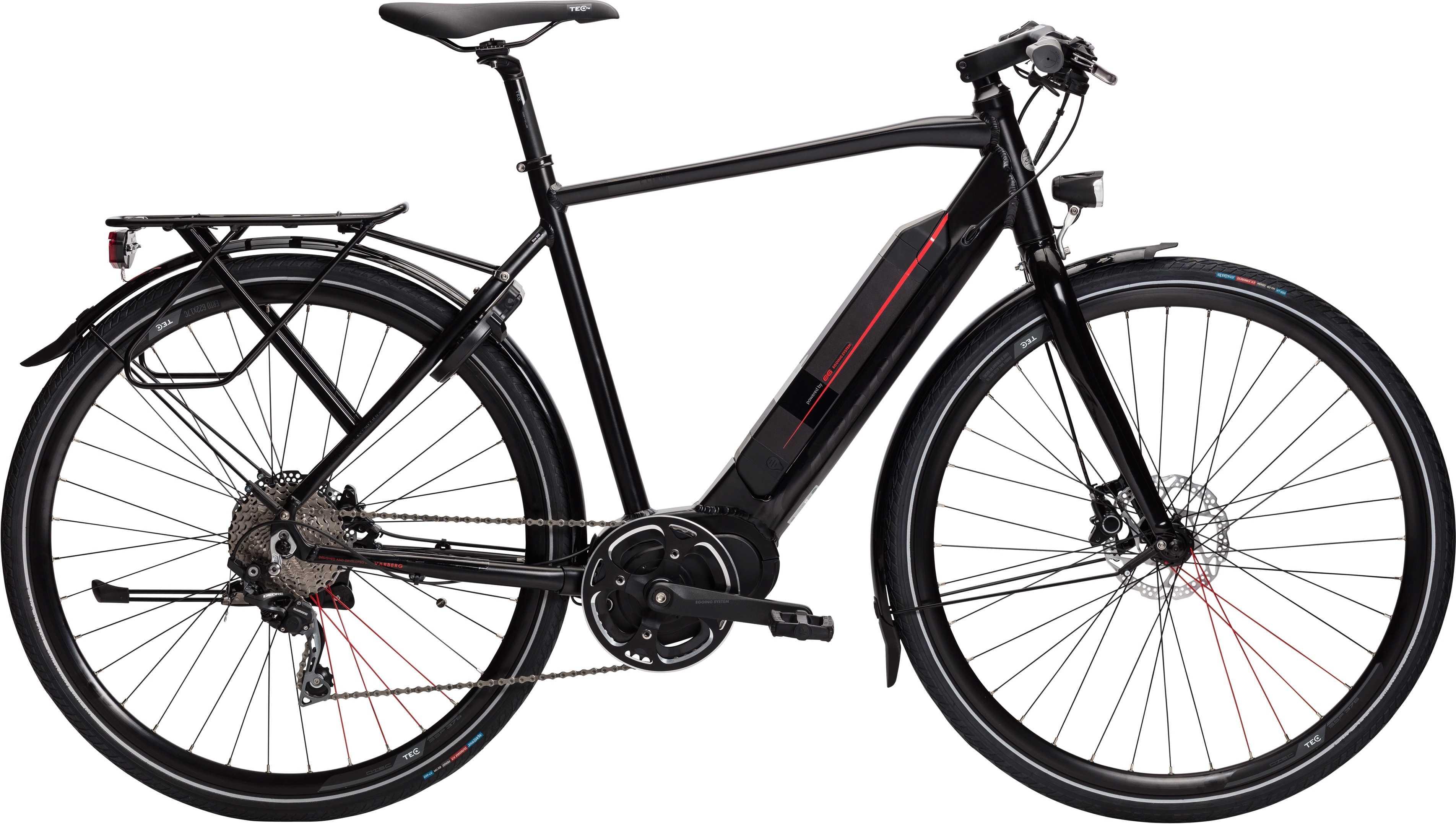 CRESCENT ELTON MATSORT | City-cykler