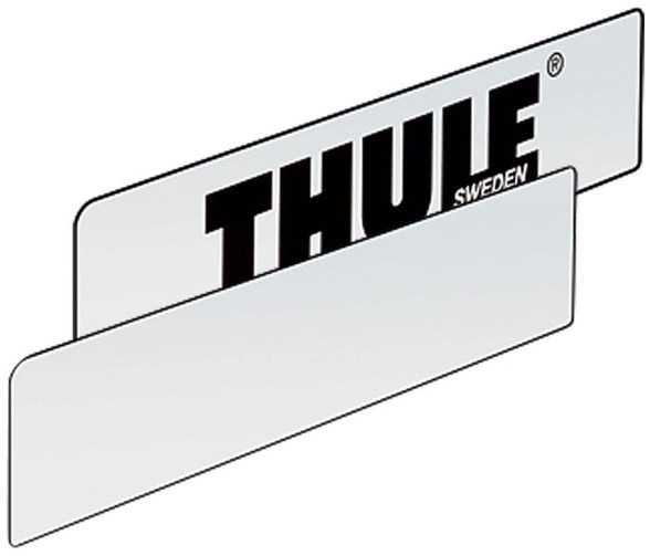 Nummerplåt Thule 9762 | City-cykler