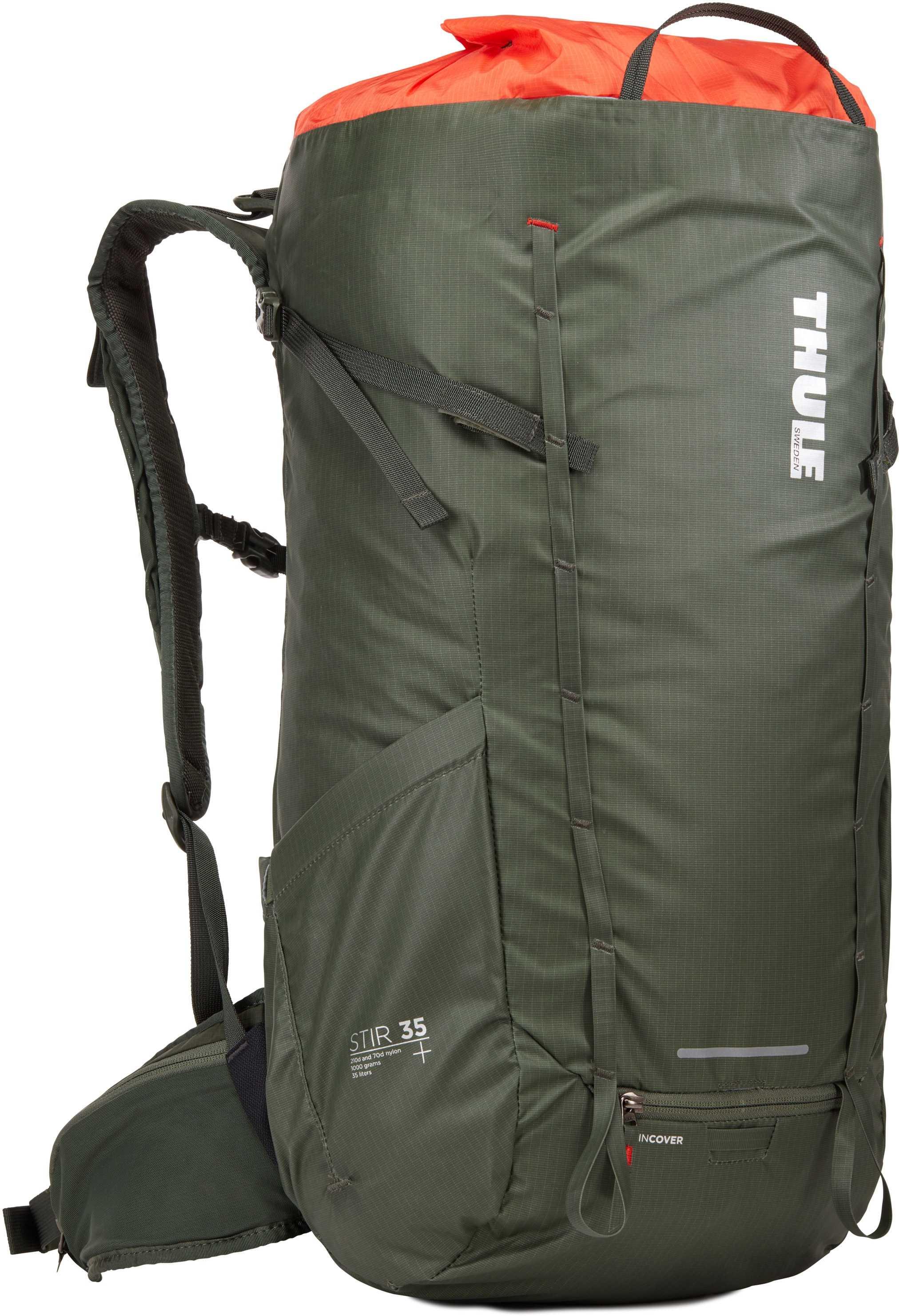 Rygsæk Thule Stir 35 l herre grøn   Travel bags