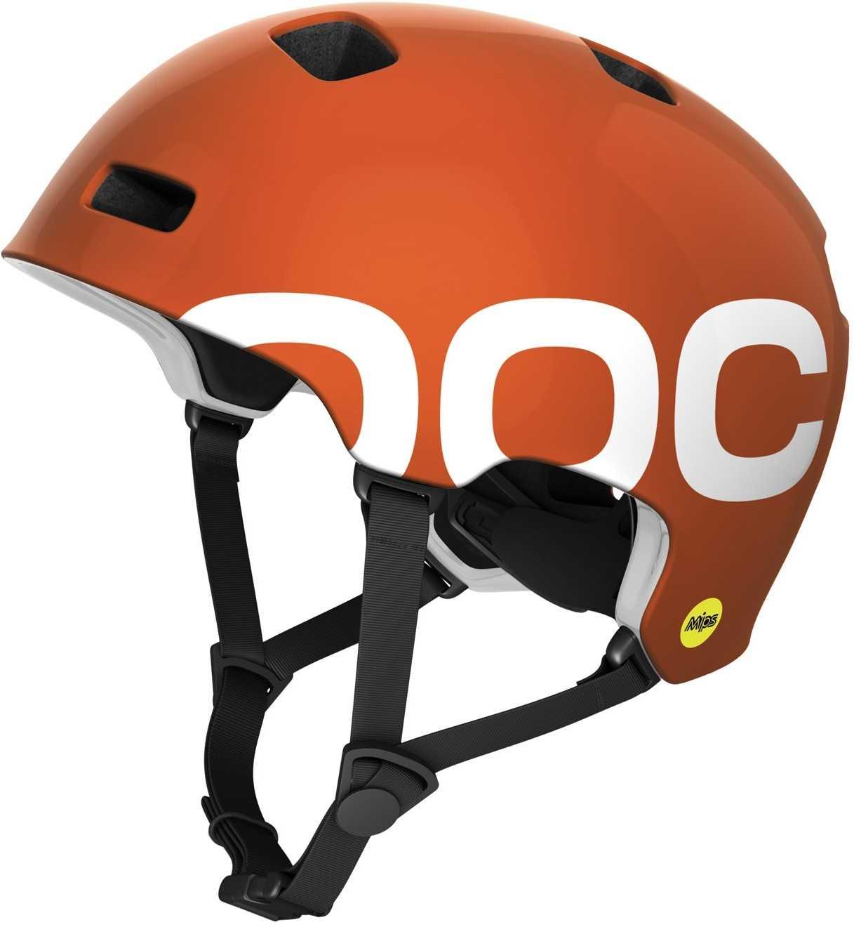 Hjelm POC Crane MIPS orange | Hjelme