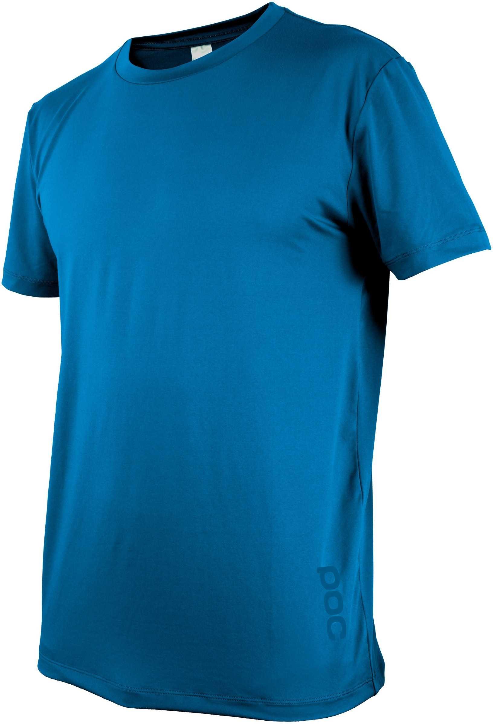 Trøje POC Resistance Enduro Light Tee blå | Jerseys