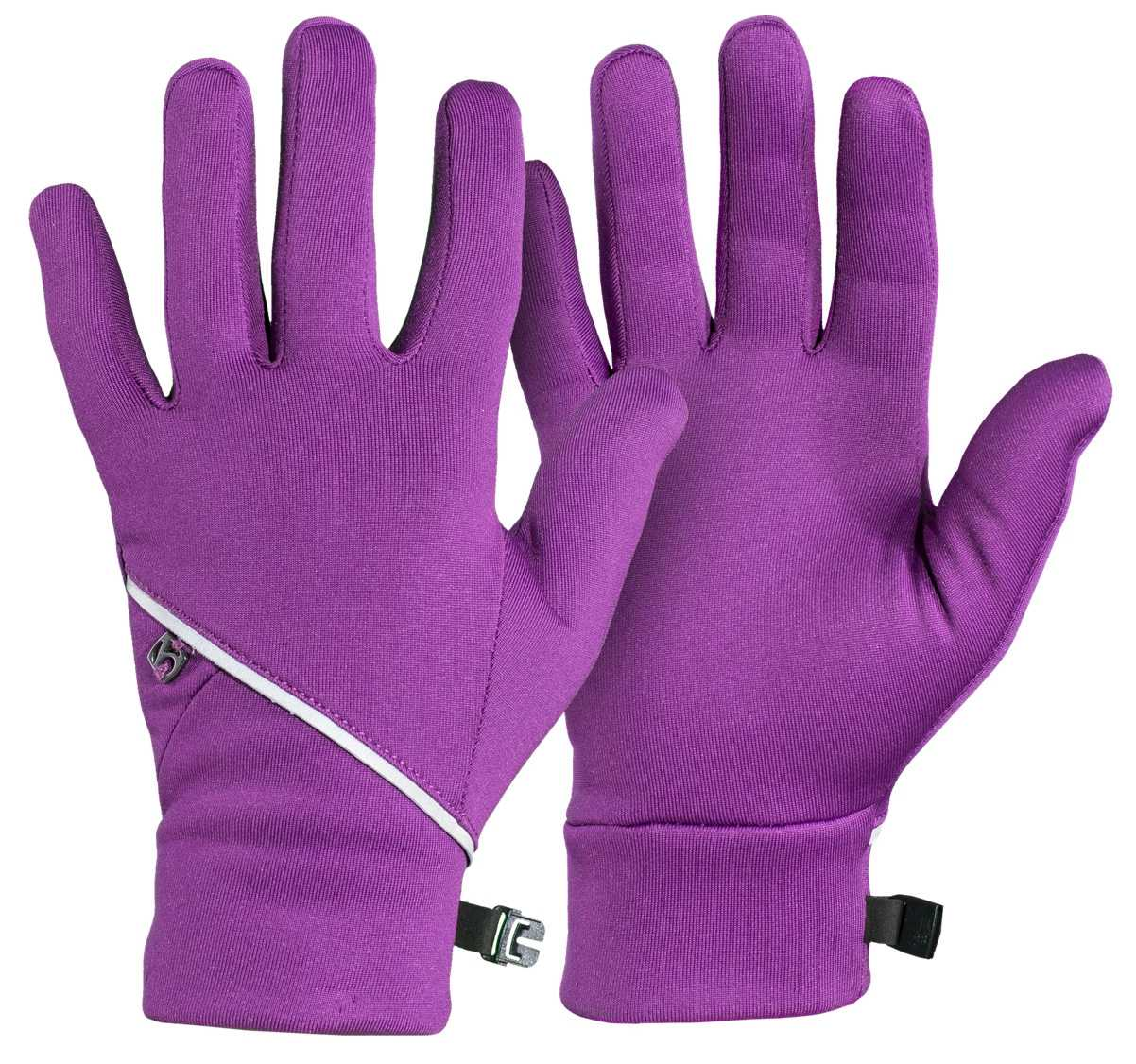 Handskar Bontrager Vella Thermal dam lila | Gloves
