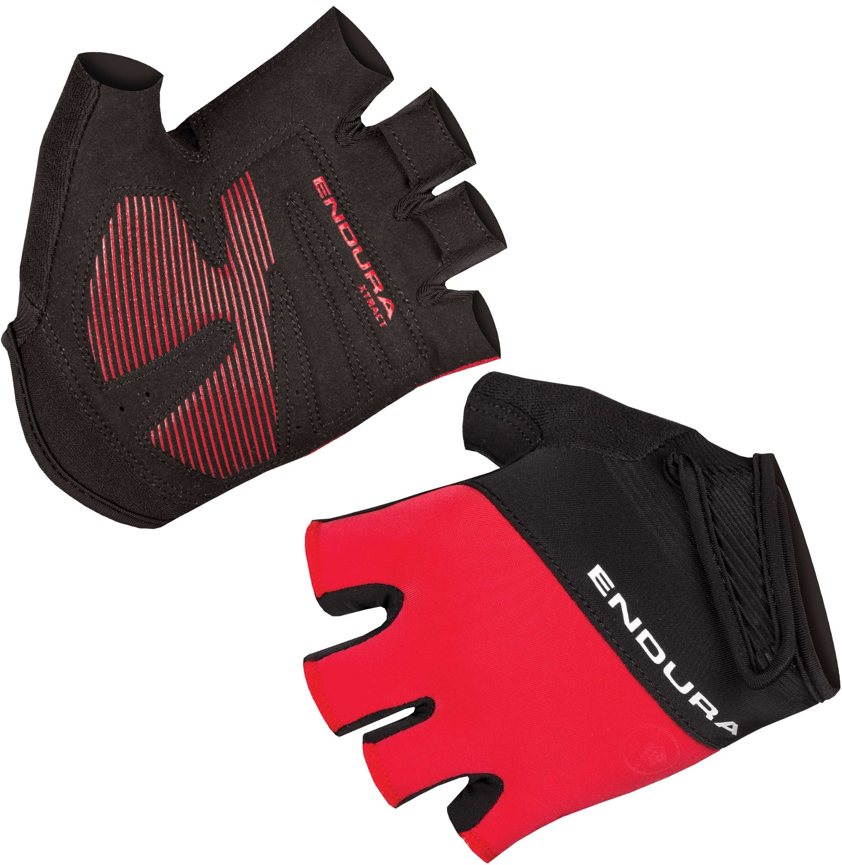 Handsker Endura Xtract II rød | Gloves