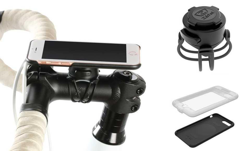 Mobilholder Zefal Z Console Dry Kit Samsung S8 | phone_mounts_component