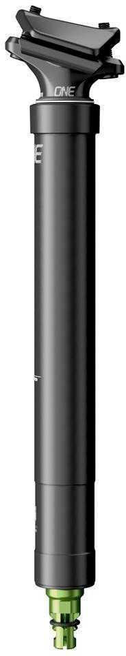Justerbar sadelstolpe OneUp Dropper 150 mm justermån 30.9 x 410 mm svart | Seat posts