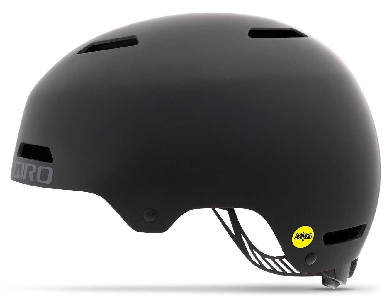 Giro Dime FS Mips - Cykelhjelm - Str. 51-55 cm - Mat Lilla   Helmets