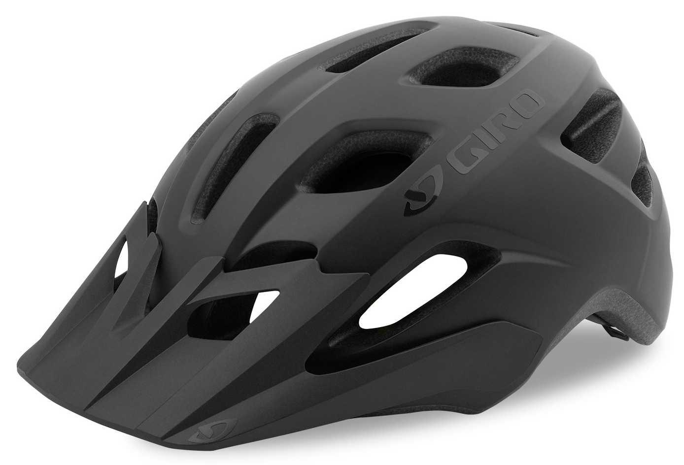 Giro Fixture MIPS Unisize Helmet 19 - matte black   Helmets