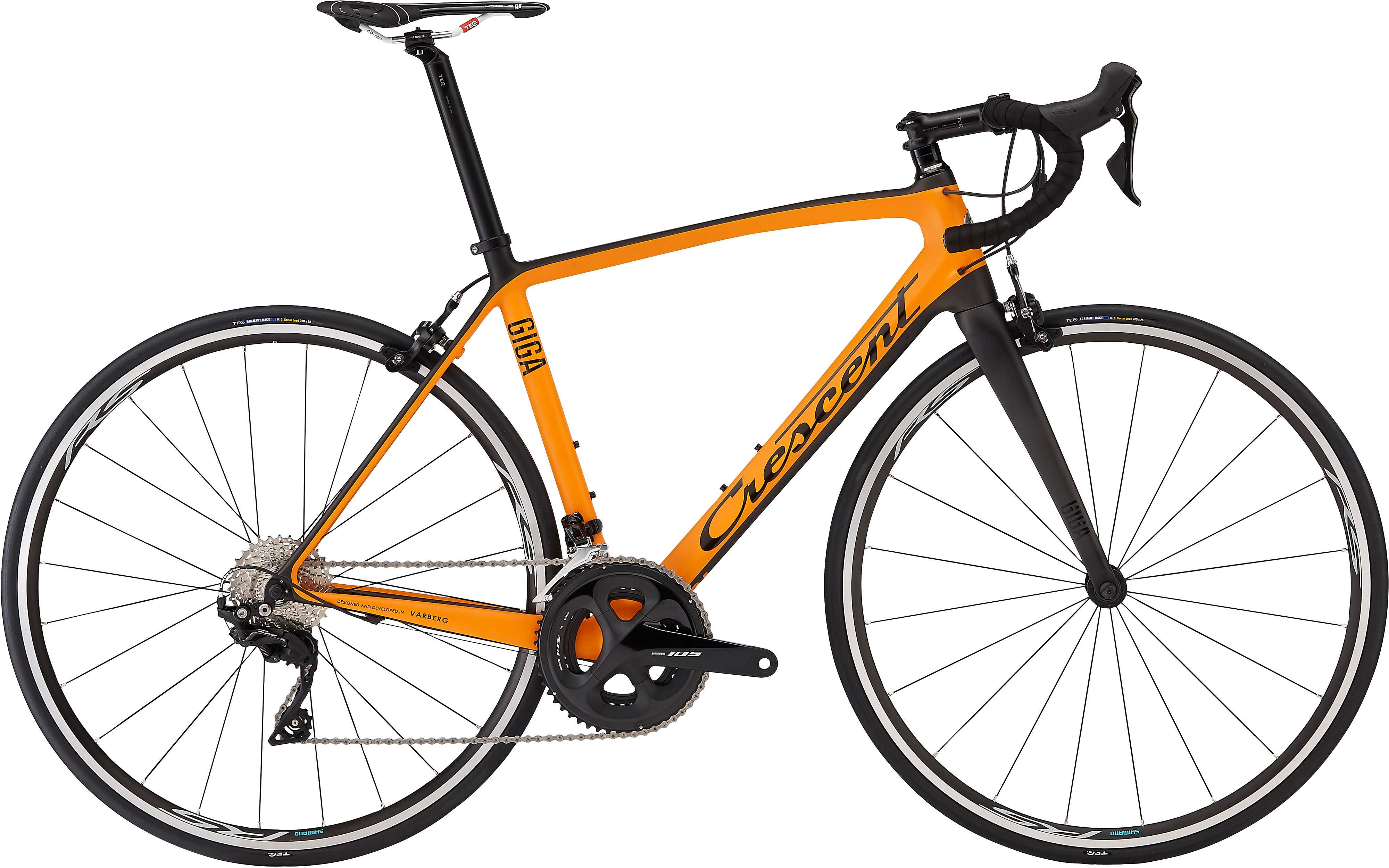 Crescent Giga orange | Racercykler