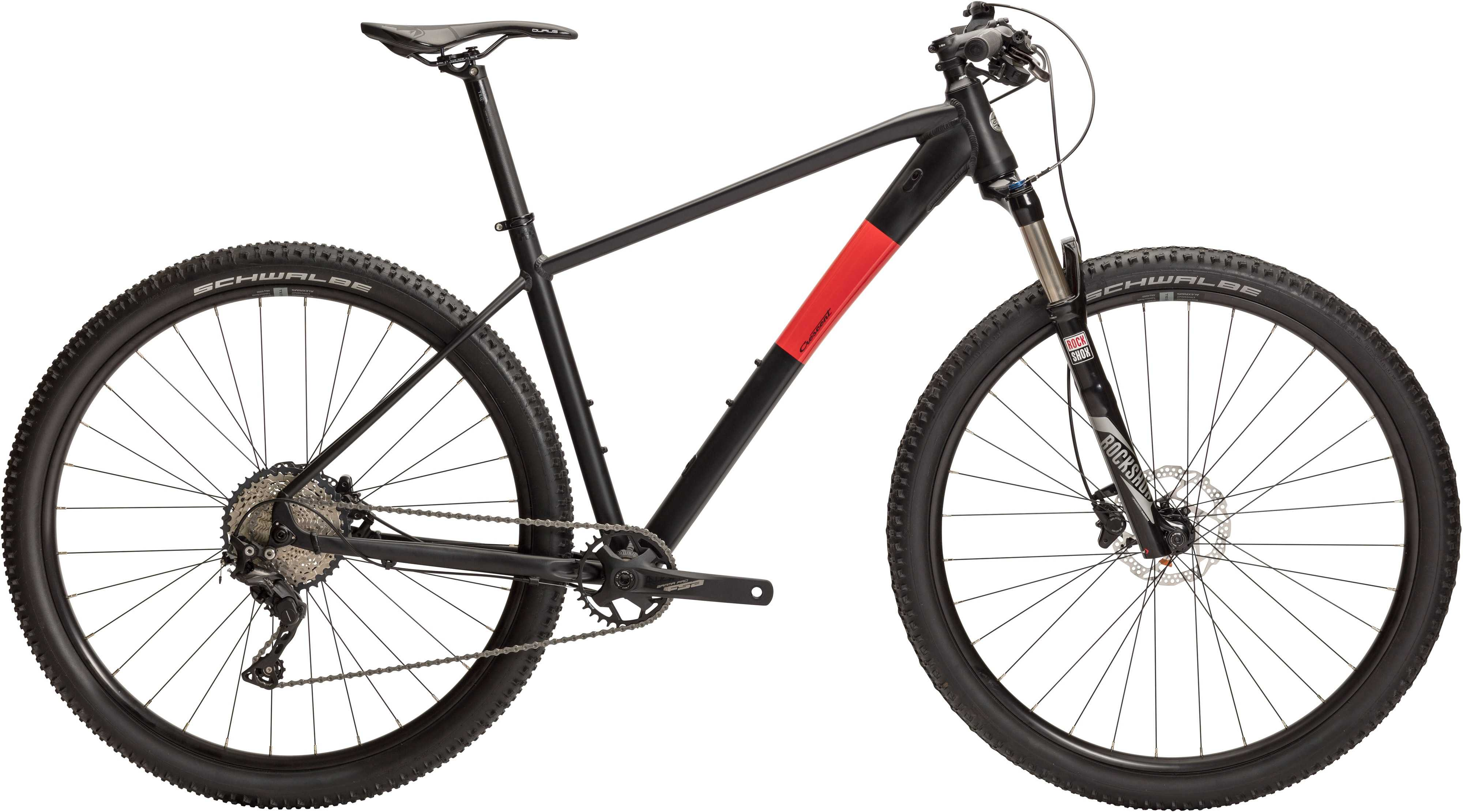 Crescent Rask R60 29 matt svart | Mountainbikes