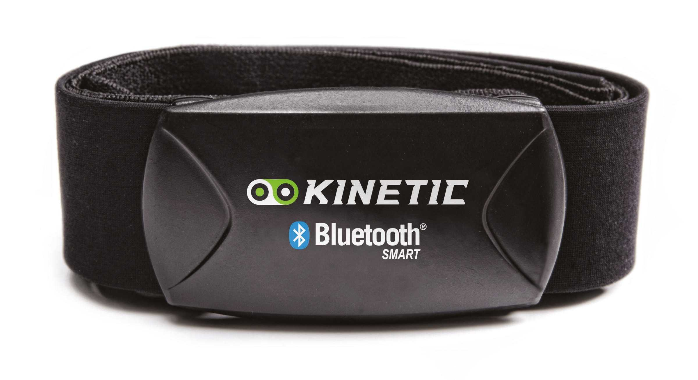 Pulsbånd Kinetic inRide Dual-band HR Strap | Speed cadence sensor
