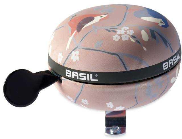 Ringklocka Basil Wanderlust Big Bell rosa