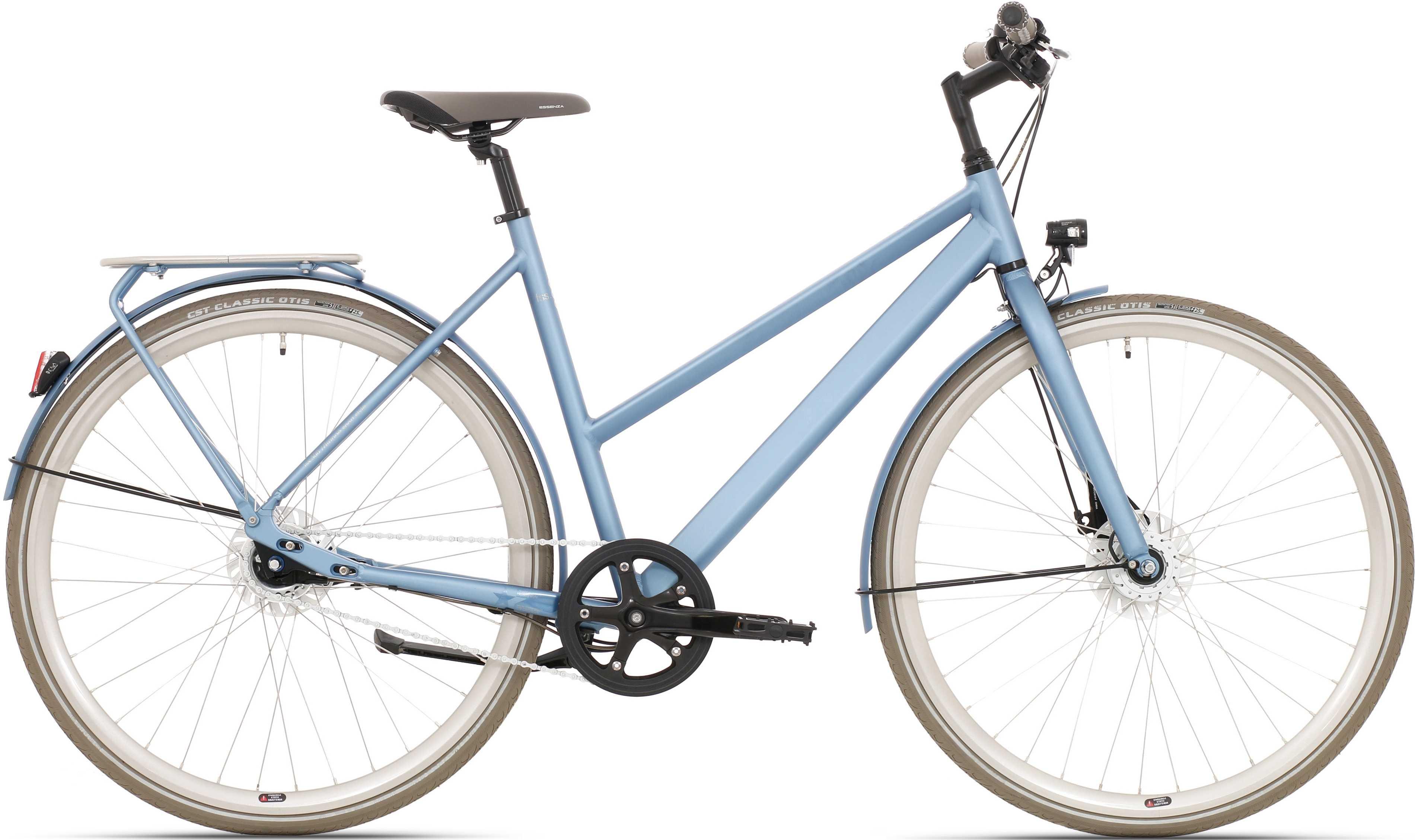 Frappe FSS 300 lady matt blå 49 cm