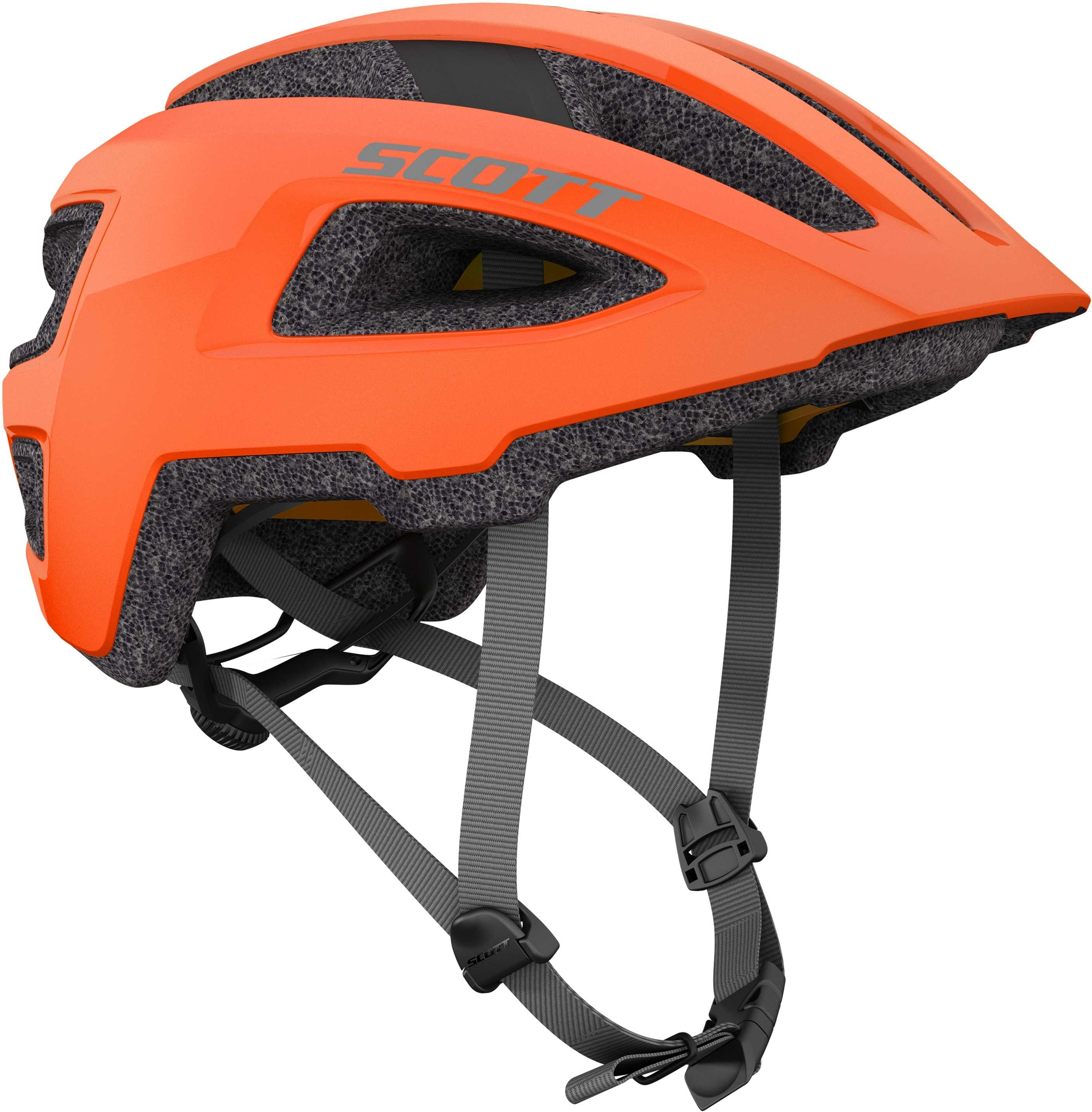 Hjälm Scott Groove Plus MIPS orange flash 52-58 cm