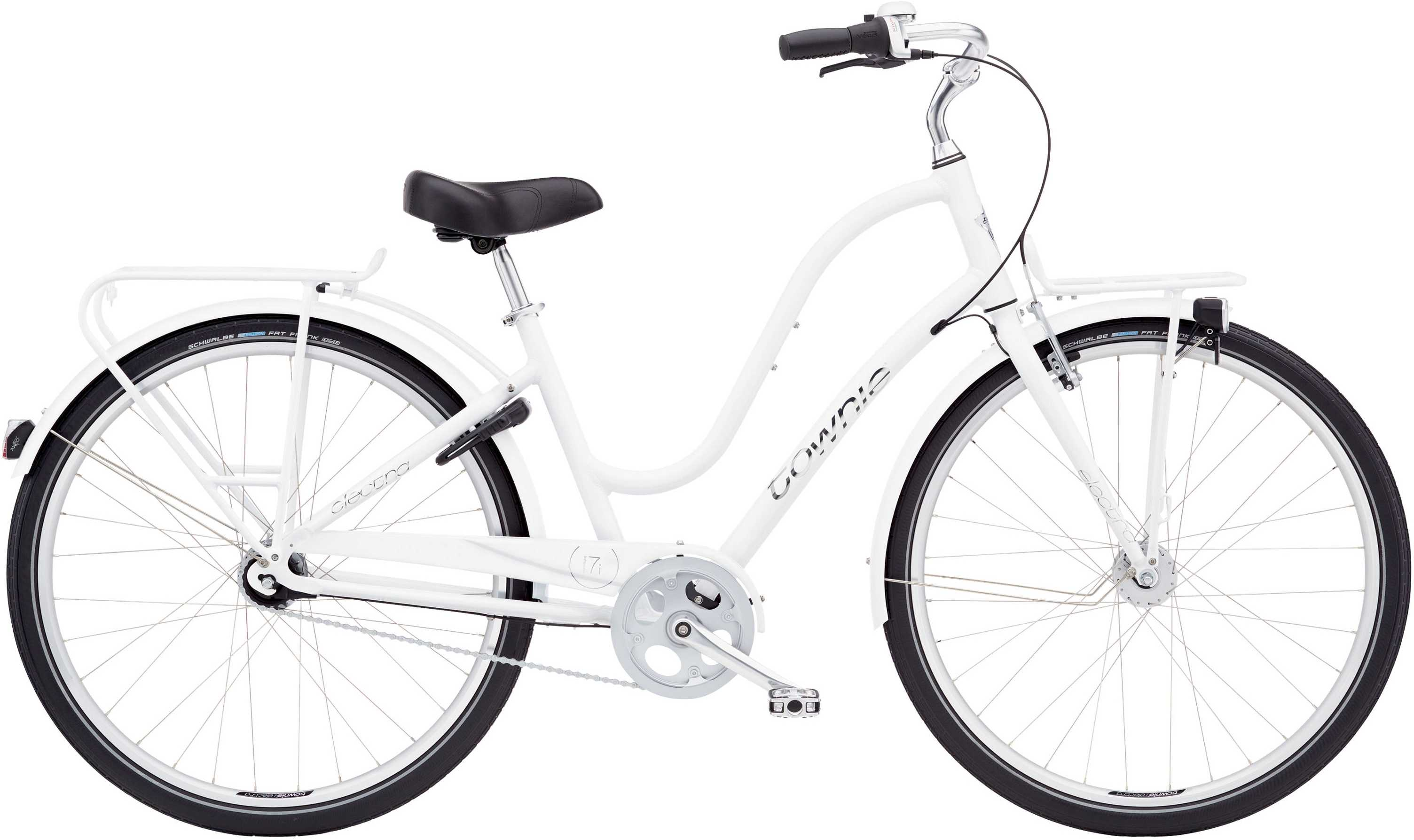 Electra Townie Commute 7I EQ dam vit one-size
