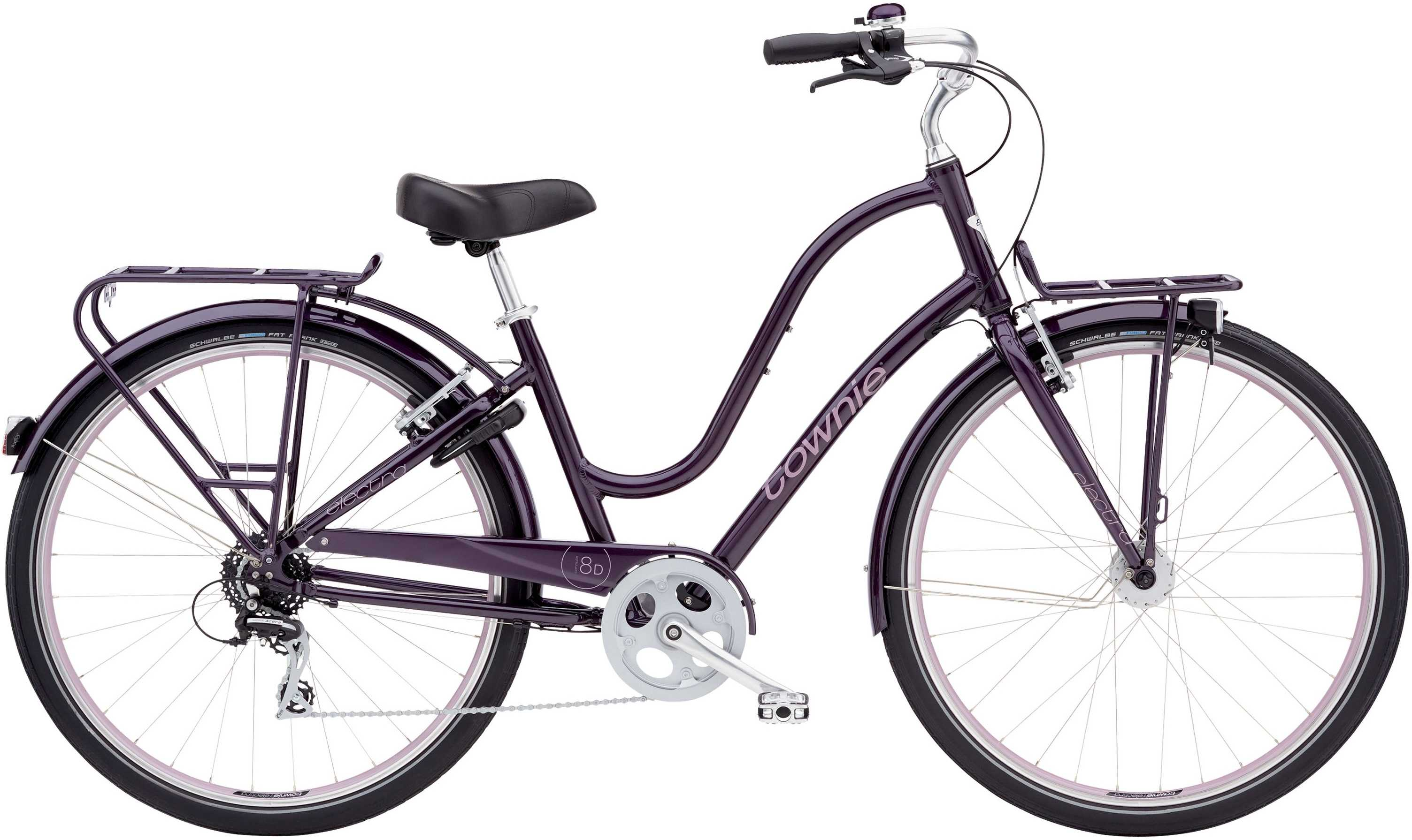Electra Townie Commute 8D EQ dam lila one-size