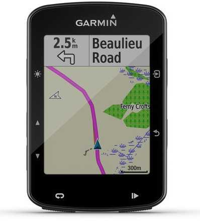 Cykeldator Garmin Edge 520 Plus Mountainbikepaket