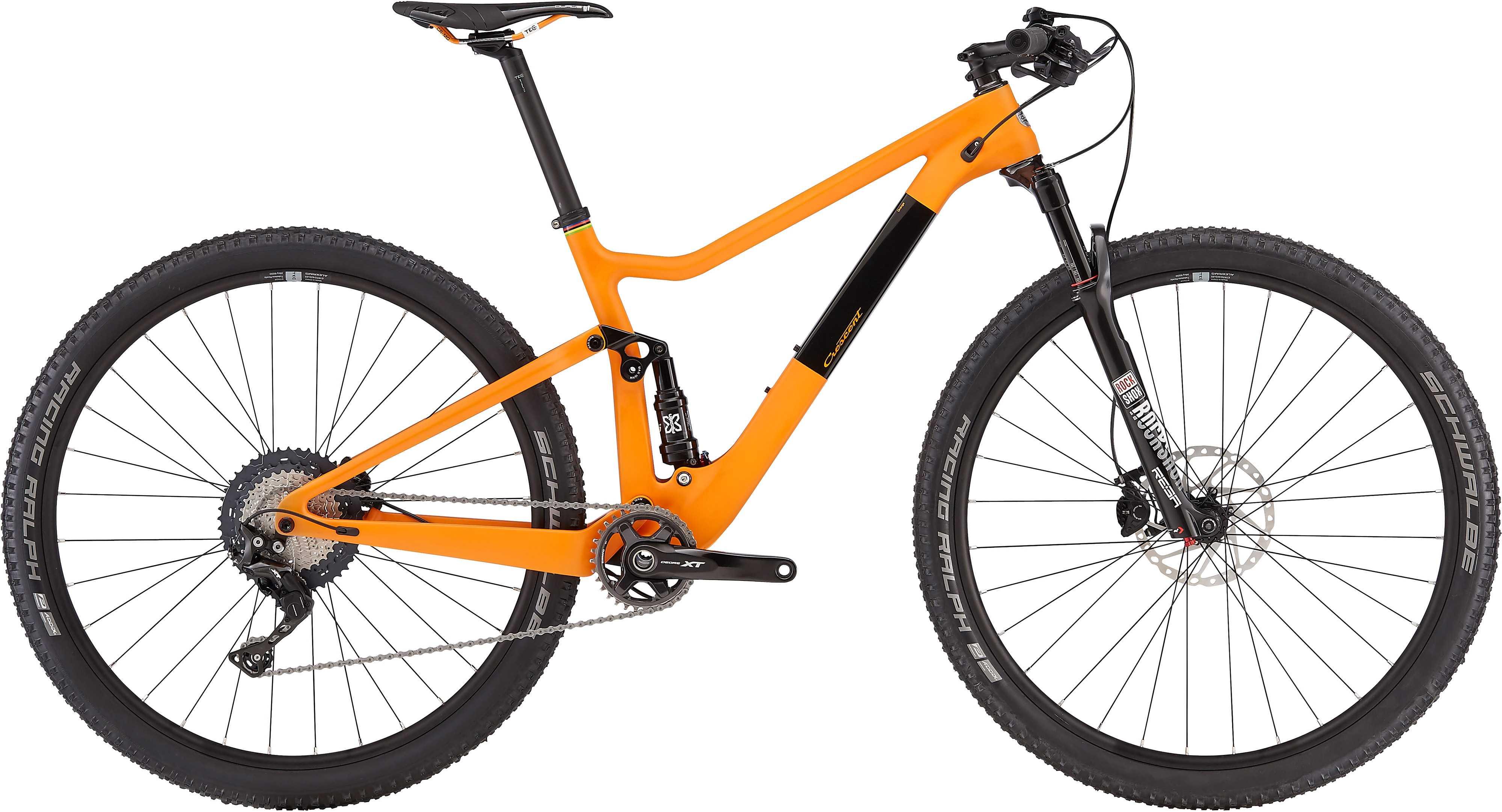 Crescent Stark S20 29 orange 49 cm