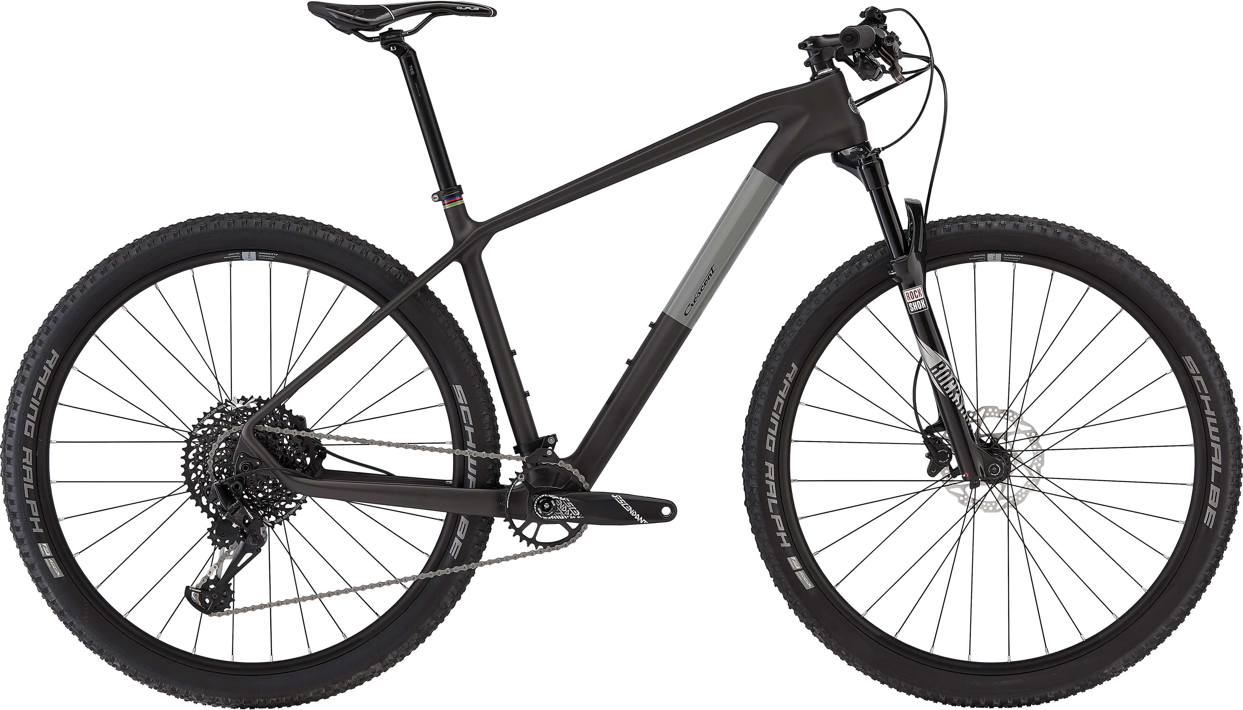 Crescent Rask R30 29 svart 38 cm