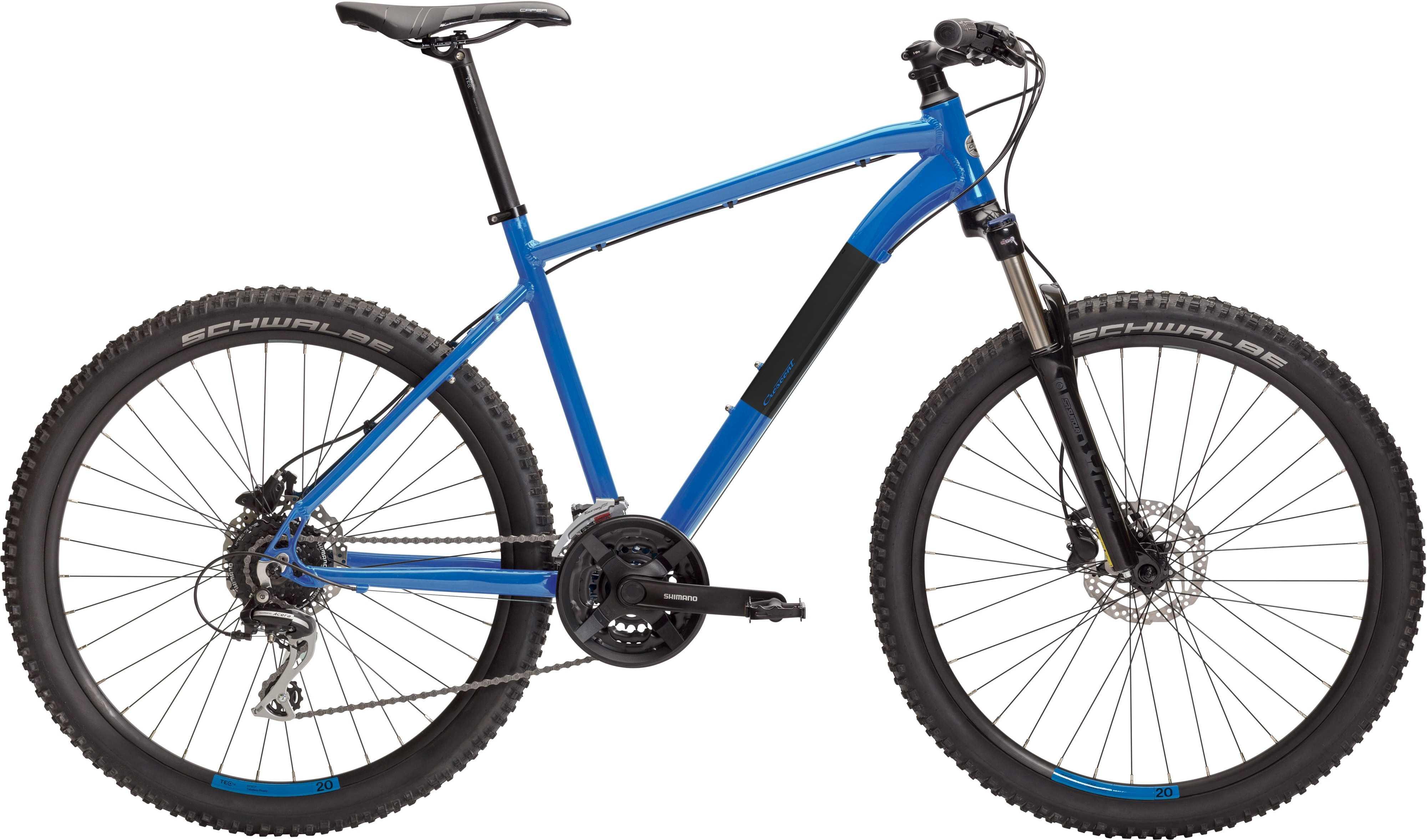 Crescent Modig M60 26 blå 43 cm