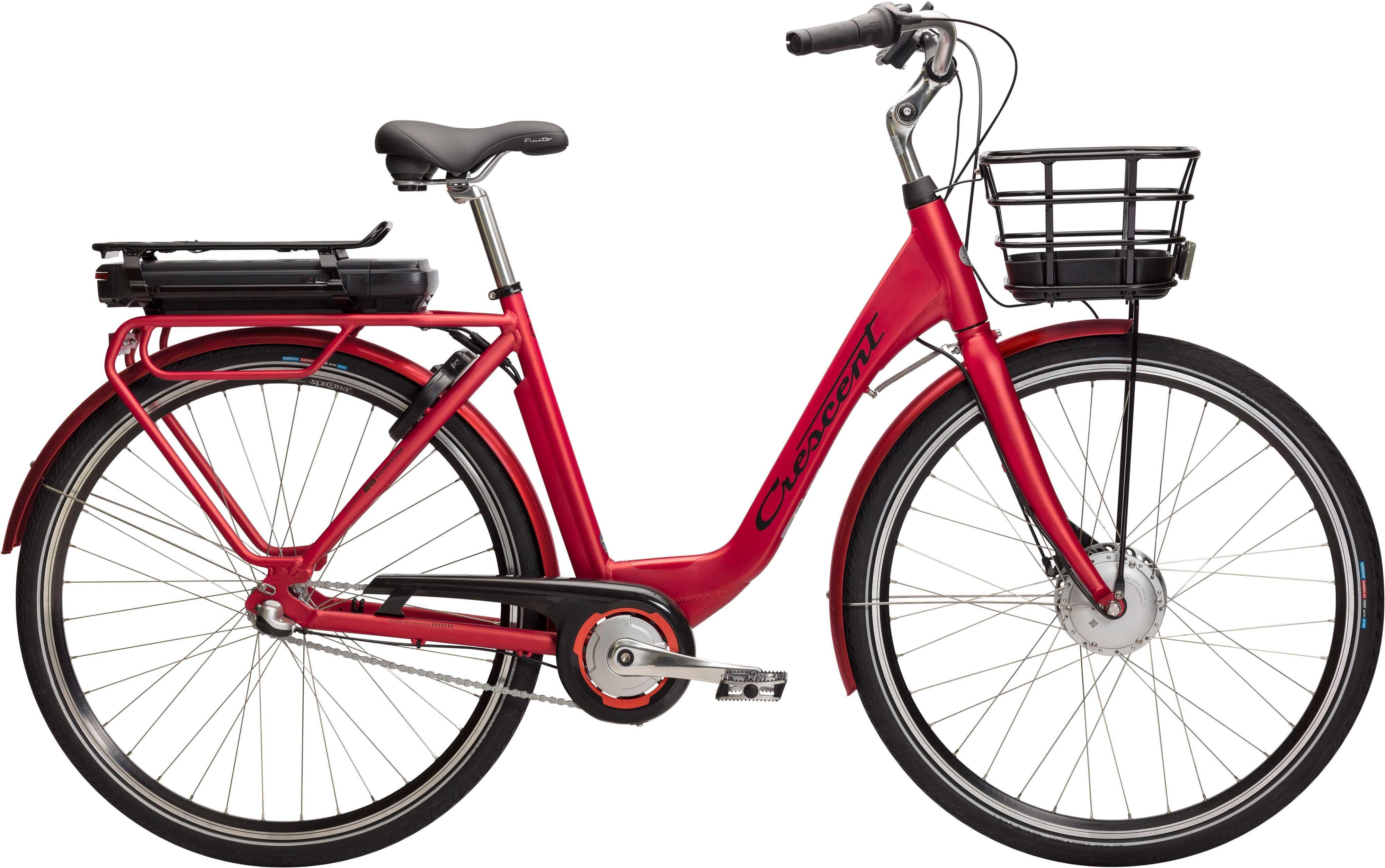 Crescent Ella röd 51 cm
