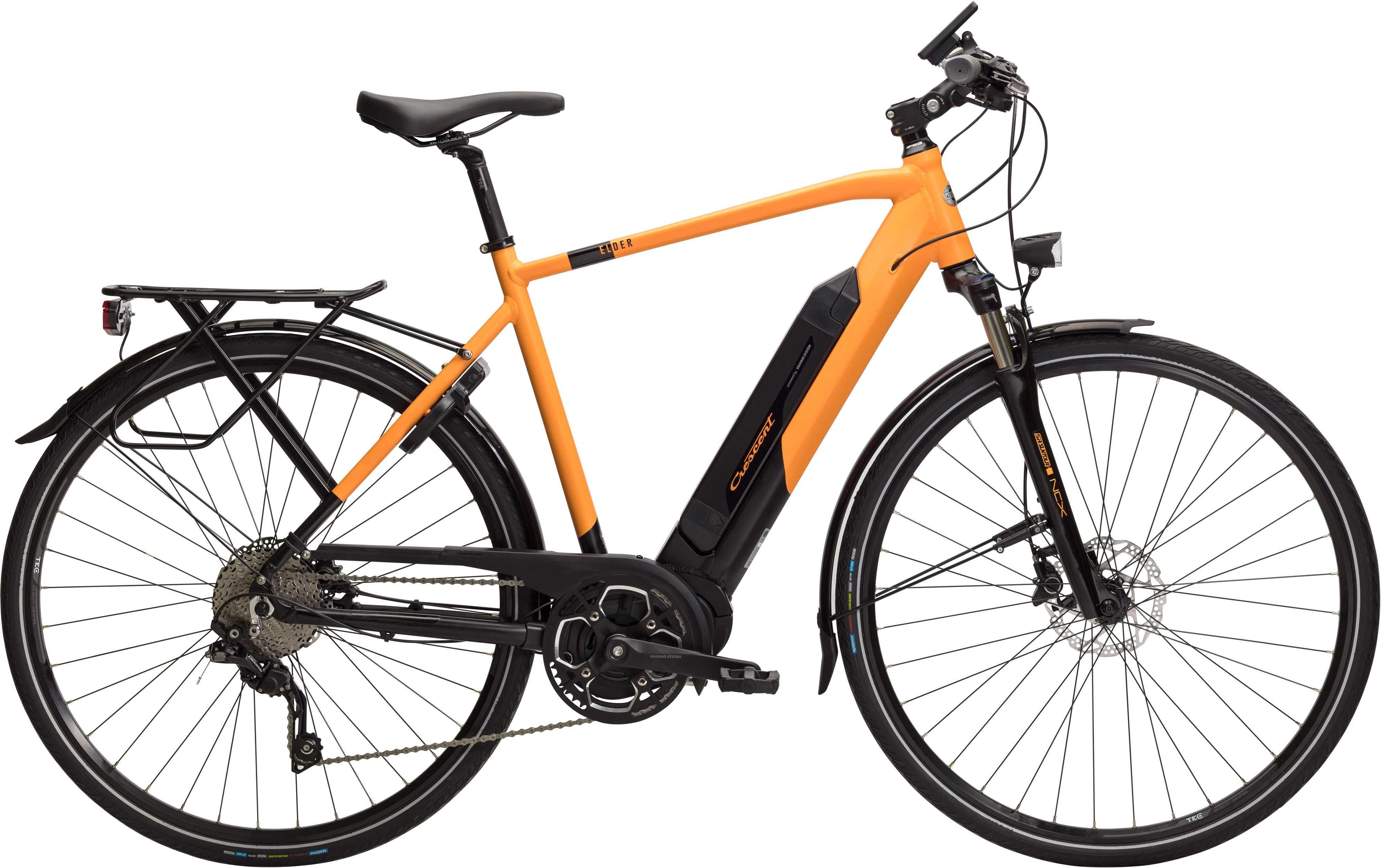 Crescent Elder orange 59 cm