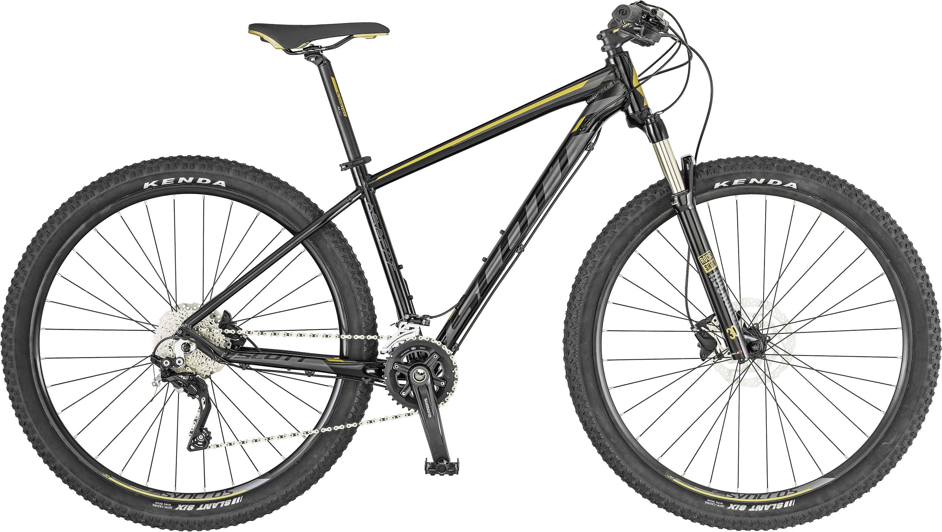 Scott Aspect 910 svart/brons large
