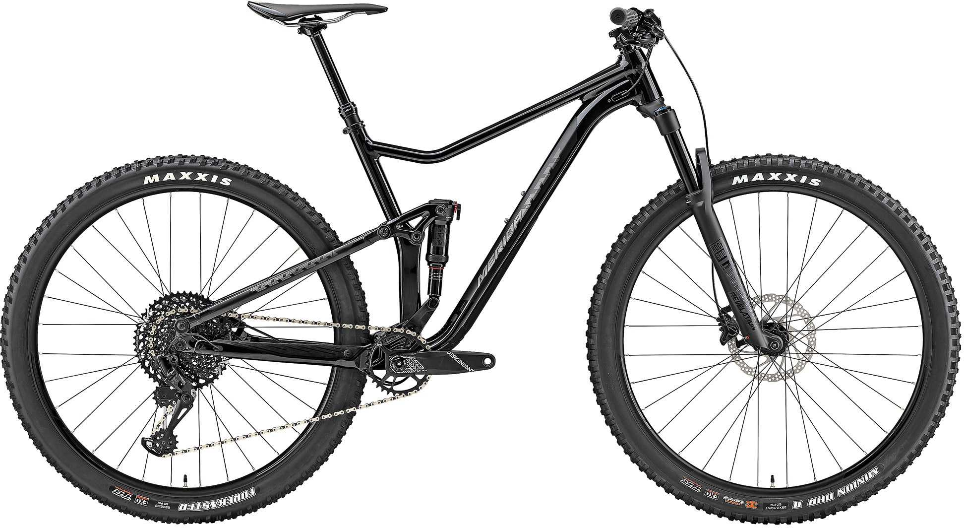 Merida One-Twenty 800 29 svart medium