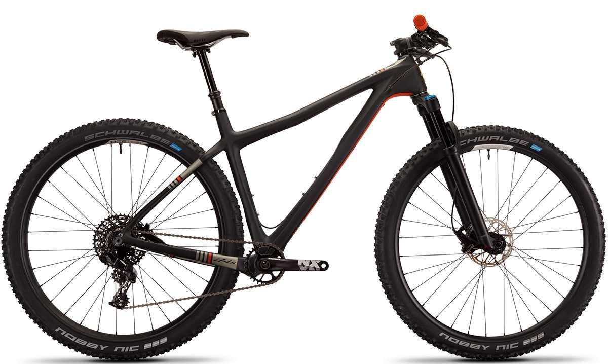 Ibis DV9 NX CK Edition black/orange large