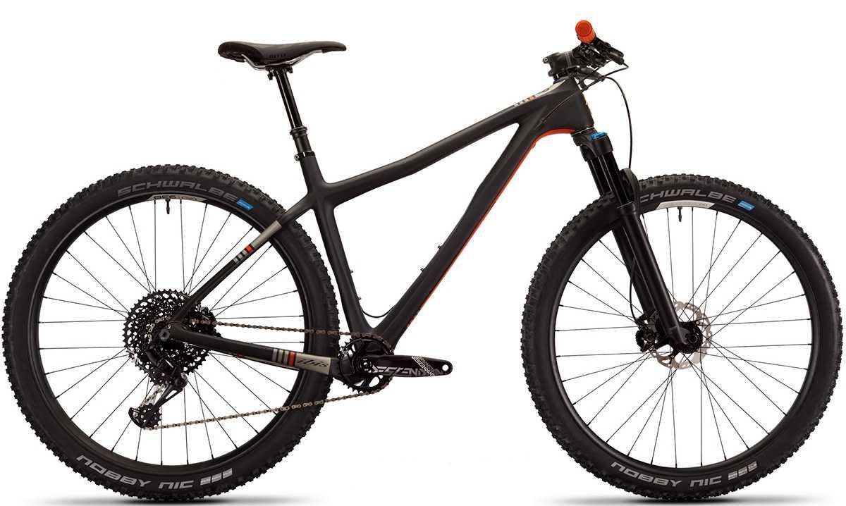 Ibis DV9 GX Eagle CK Edition black/orange medium