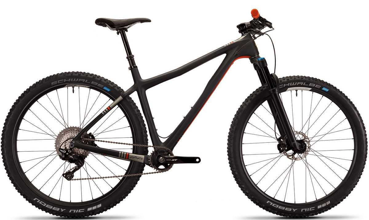 Ibis DV9 XT CK Edition black/orange medium