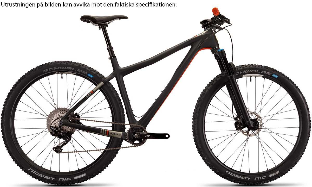Ibis DV9 XTR CK Edition black/orange large