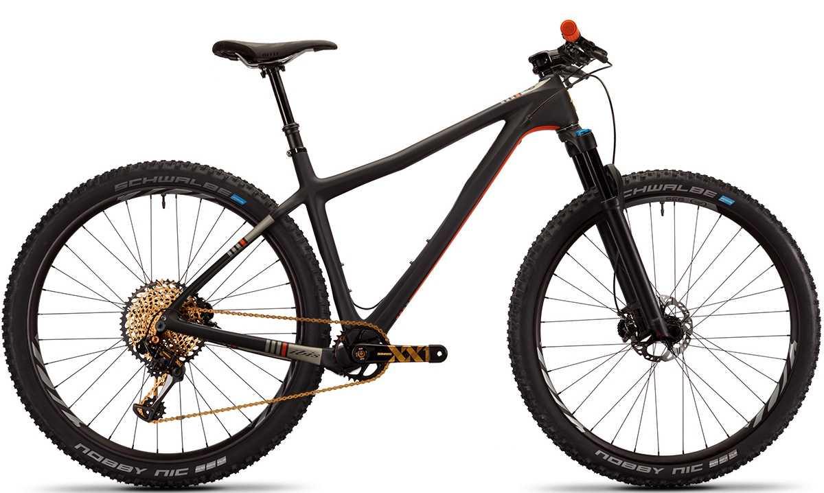 Ibis DV9 XX1 Eagle CK Edition black/orange large
