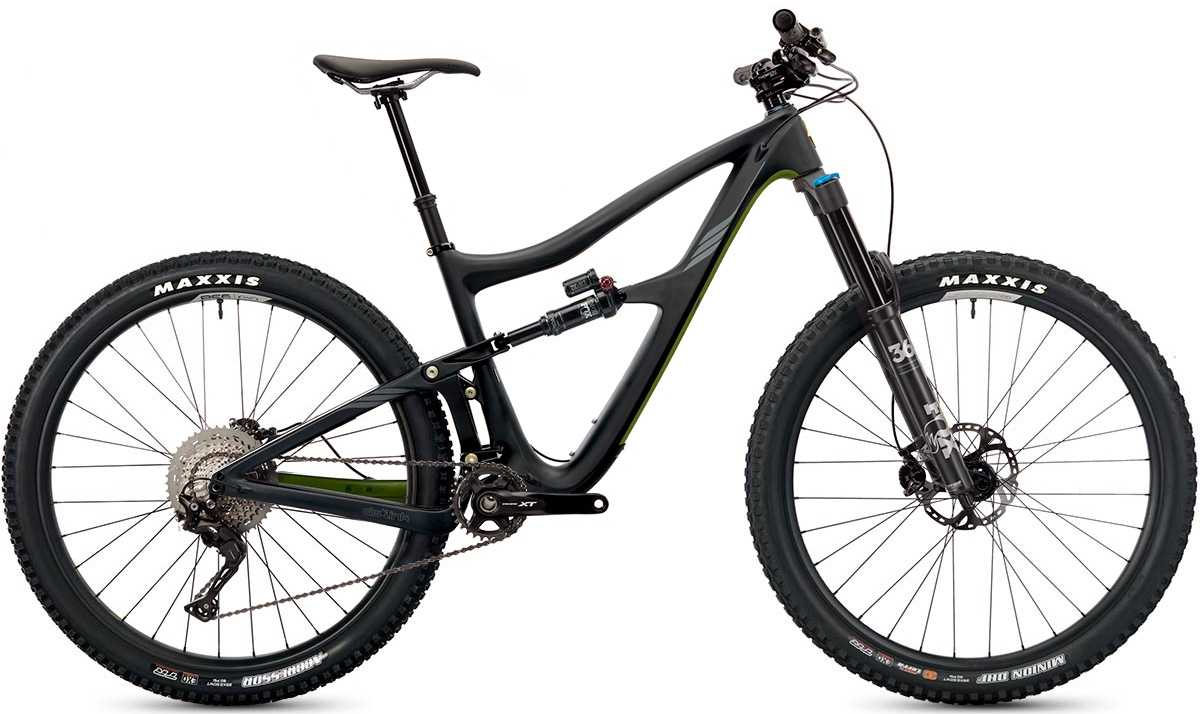 Ibis Ripmo XT CK Edition black olive large