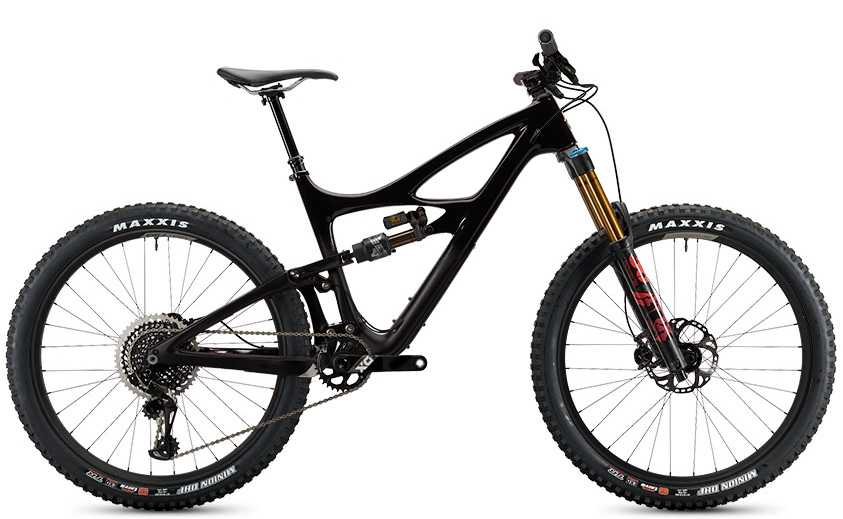 Ibis Mojo HD4 X01 Eagle CK Edition back in black small