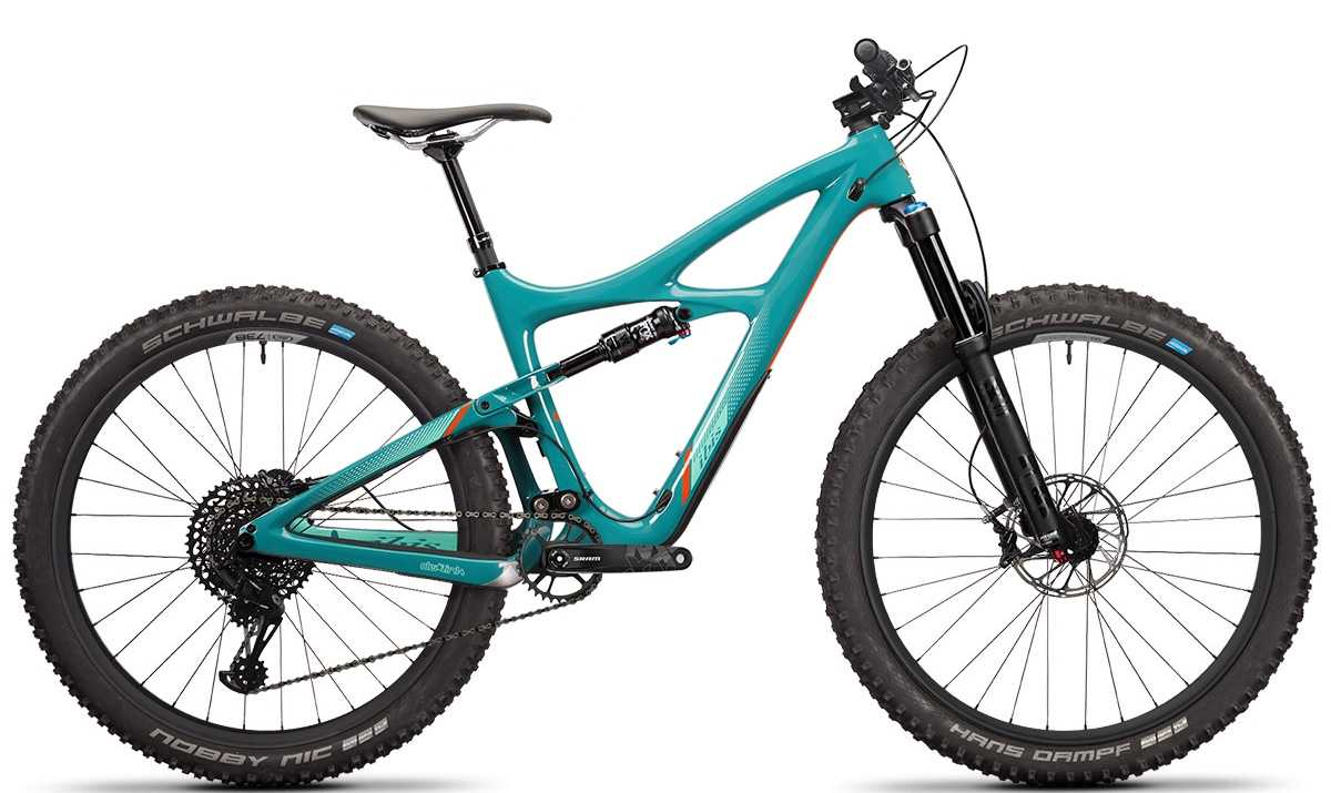 Ibis Mojo 3 NX Eagle CK Edition shark bite medium
