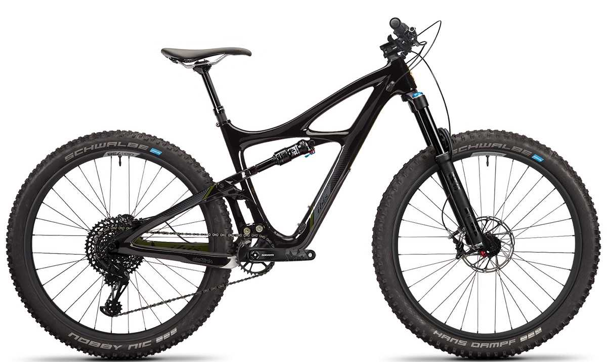 Ibis Mojo 3 NX Eagle CK Edition obsidian black medium