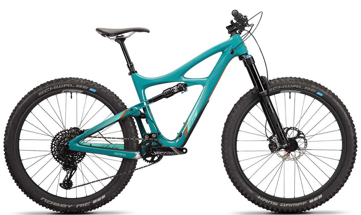 Ibis Mojo 3 GX Eagle CK Edition shark bite small
