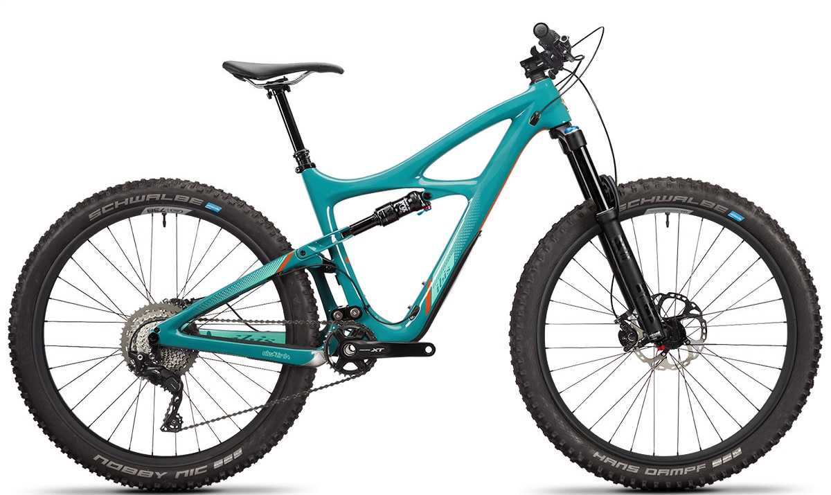 Ibis Mojo 3 XT CK Edition shark bite small