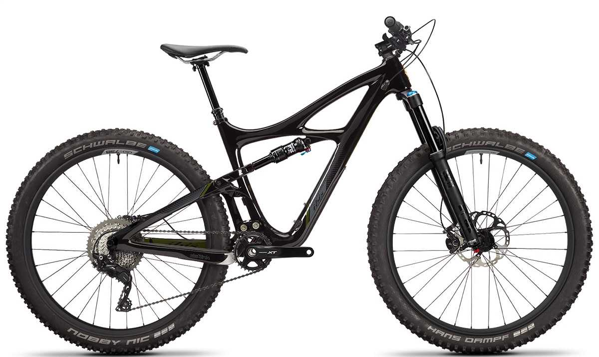 Ibis Mojo 3 XT CK Edition obsidian black medium