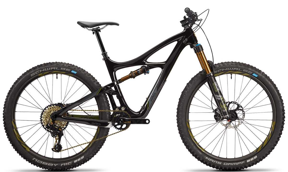 Ibis Mojo 3 XX1 Eagle CK Edition obsidian black large