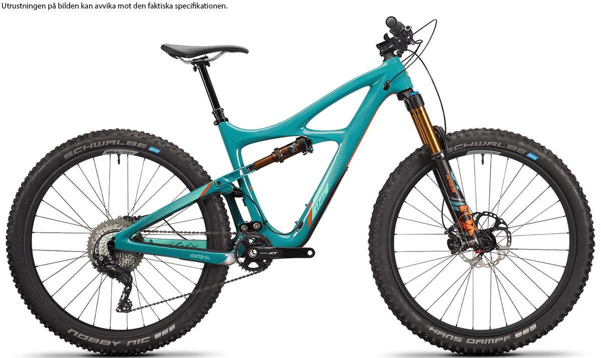 Ibis Mojo 3 XTR CK Edition shark bite x-large