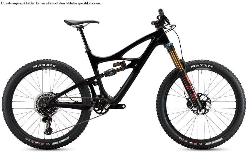 Ibis Mojo HD4 XTR CK Edition back in black large