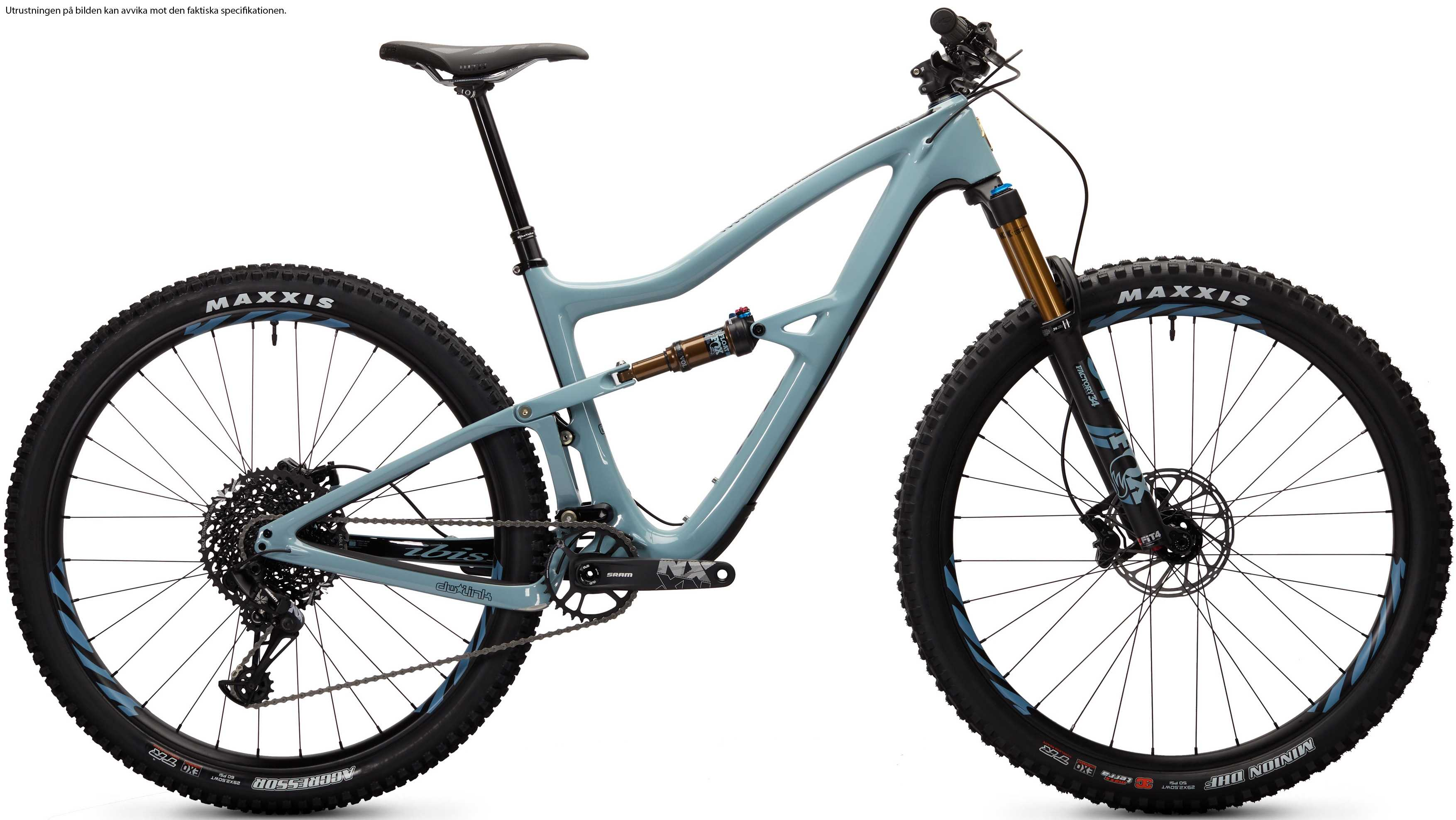 Ibis Ripley 4 NX Eagle CK Edition pale blue large