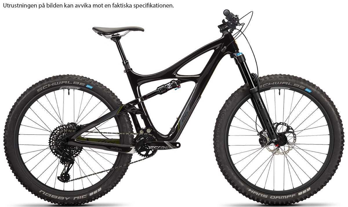 Ibis Mojo 3 GX Eagle i9 Carbon CK Edition obsidian black medium