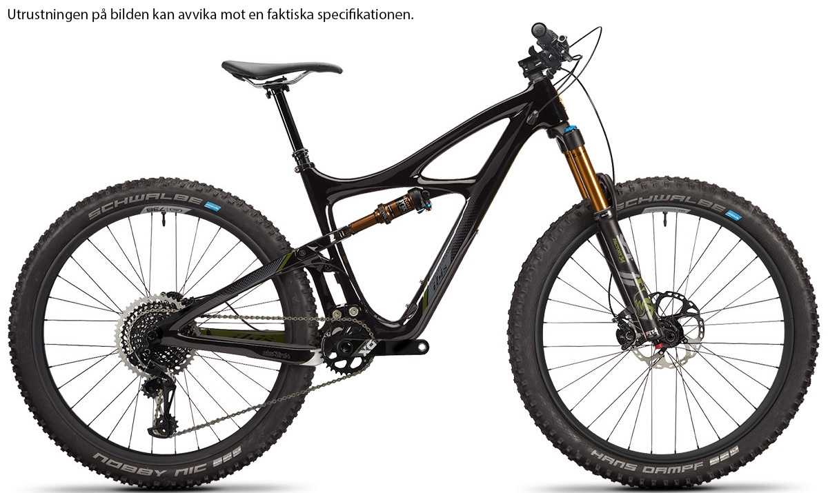 Ibis Mojo 3 X01 Eagle AXS i9 Carbon CK Edition obsidian black x-large
